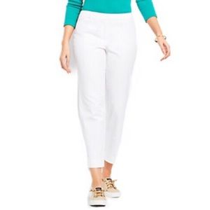 Talbots the perfect crop curvy fit